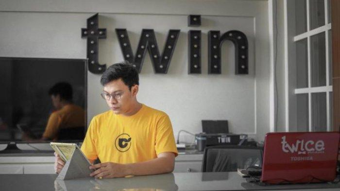 Founder Twin Photo Studio, Febriansyah Selamat Pribadi