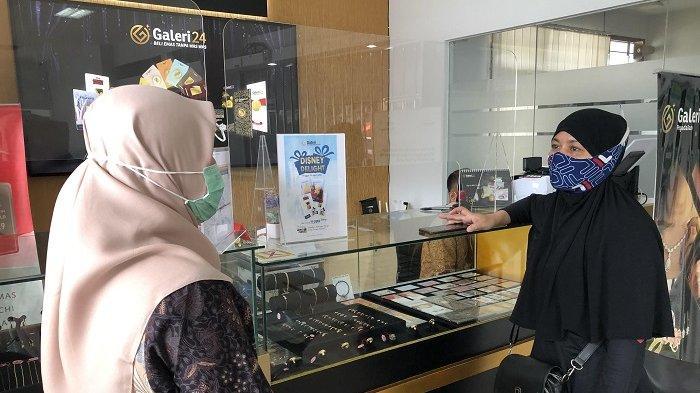 Pegadaian Galeri 24 Serang Optimistis Warga Borong Emas Pada Ramadan Kali Ini Karena Faktor Ini
