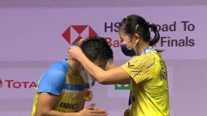 Greysia/Apriyani Juara Thailand Open 2021, Kado Pernikahan Greysia, Indonesia Buat Rekor