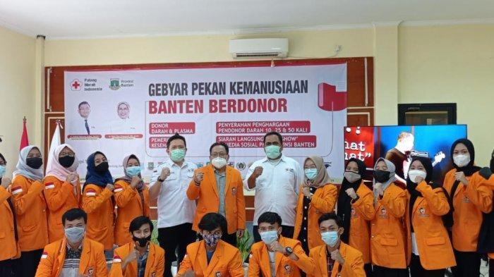 Darurat Stok Darah, PMI Gelar Pekan Kemanusiaan Banten Berdonor, Yuk Donor Darah!