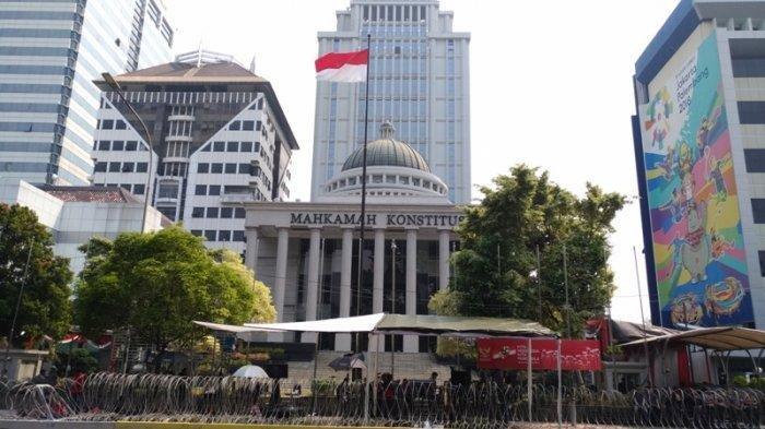 MK Tolak Uji Formil UU KPK yang Diajukan Agus Rahardjo cs, Ini Pertimbangannya