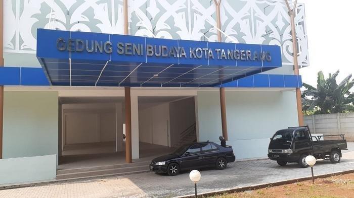 Gedung Seni Budaya Tangerang, Wadah Berkreasi dan Berkolaborasi Warga Kota Benteng