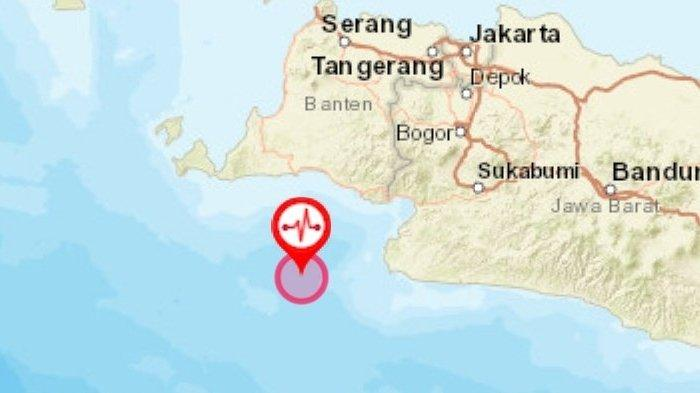 Kesaksian Warga Rasakan Gempa 5,1 M di Bayah Banten: TV Bergeser Sendiri