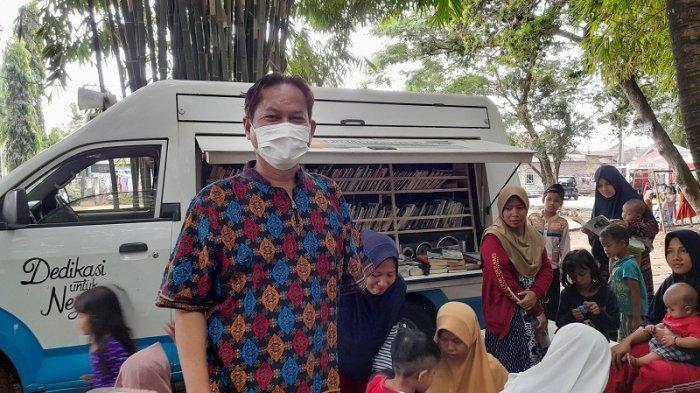 Ditunjuk Jadi Duta Baca Indonesia, Gol A Gong: Saya Hanya Rakyat Biasa, Minta Dukungan Warga Banten