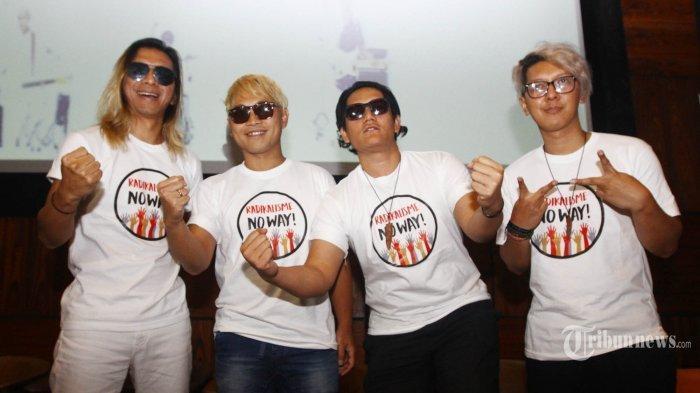 BREAKING NEWS: Drummer band J-Rocks Ditangkap Polisi, 1 Kg Ganja Ditemukan di Lokasi