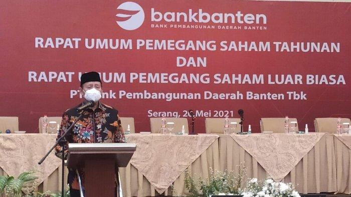 20 Pejabat Dinkes Banten Mundur, Wahidin Halim: Seperti Tentara yang Desersi Ketika Negara Perlu