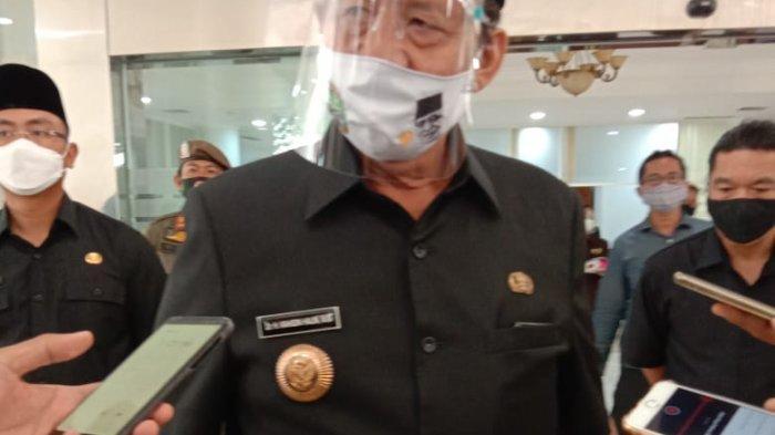 Presiden Jokowi Bubarkan Gugus Tugas Covid-19, Ini Respons Gubernur Banten