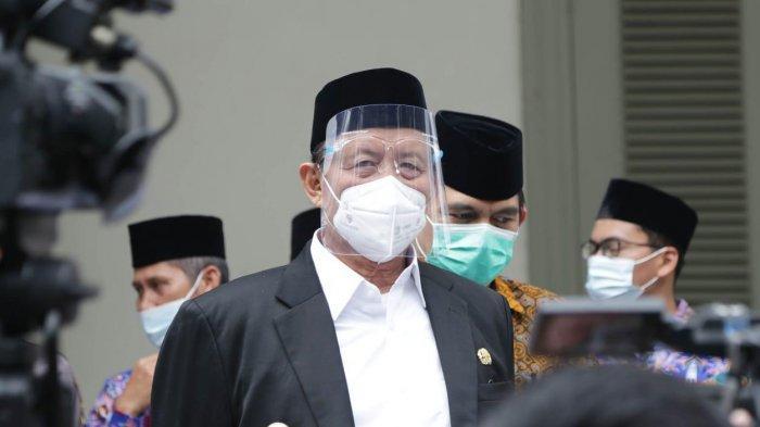 BREAKING NEWS: Gubernur Banten Pecat 20 Pejabat Dinkes yang Mengundurkan Diri