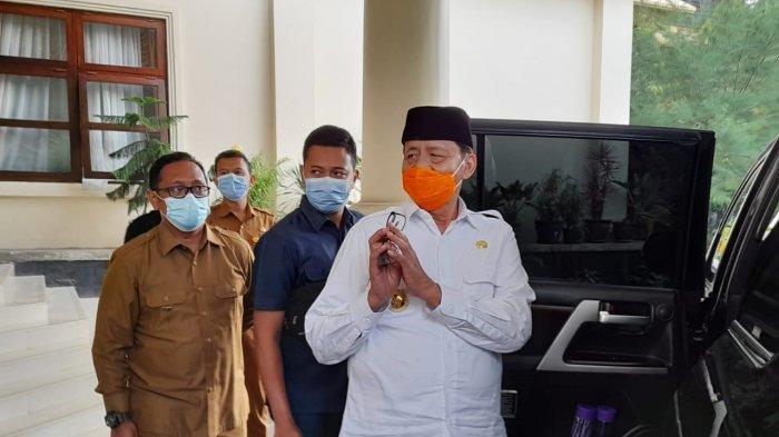 Kepala Daerah Pelanggar Prokes Dicopot, Gubernur Banten tak Khawatir