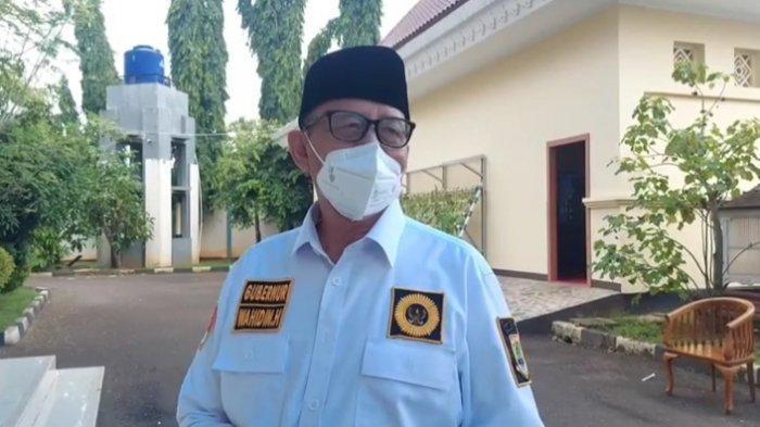 Gubernur Banten Wahidin Halim Unggah Video Berdurasi 41 Detik di Akun Instagramnya, Apa Isinya?