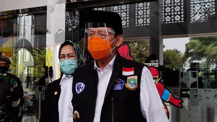 Gubernur Banten Wahidin Halim: Insya Allah 2022 Banten Punya Jembatan dan Stadion Baru