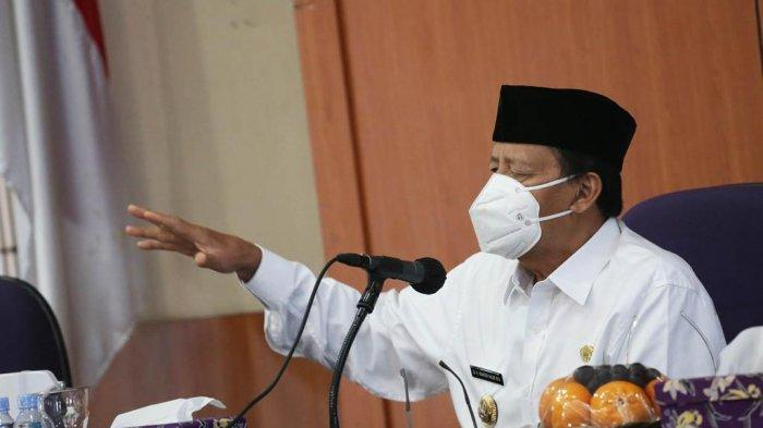 Pandemi Belum Berakhir, Gubernur Banten: 40 Tahun di Birokrasi, Baru Kali Ini Musibah Berkepanjangan