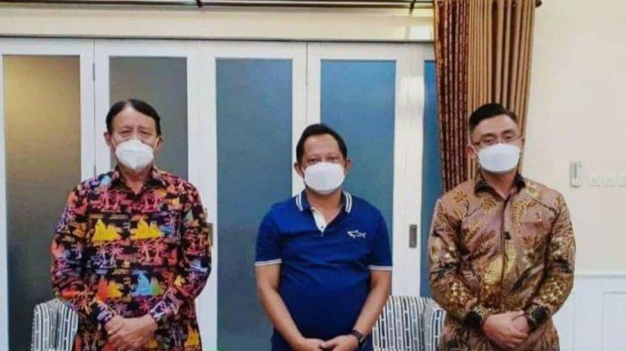 Gubernur dan Wakil Gubernur Banten Kompak Datangi Menteri Dalam Negeri, Ada Apa?