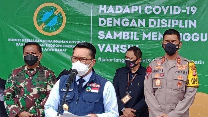 Wow! Denda Pelanggar Selama PPKM Darurat di Jawa Barat Capai Rp 773 Juta