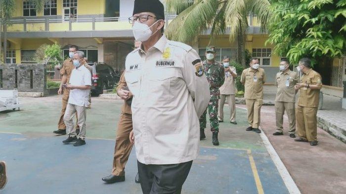 Gubernur Banten Wahidin Halim Bakal Tinjau Pelaksanaan PTM di Banten Selama Satu Minggu ke Depan