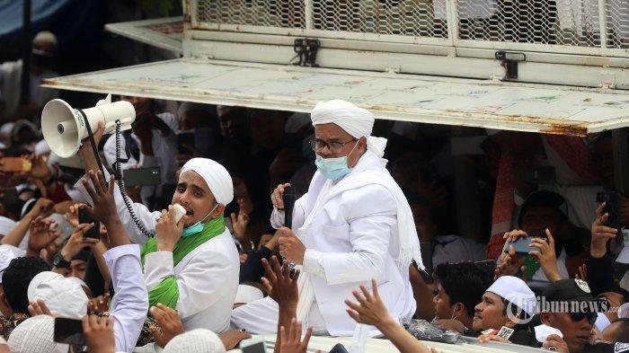 Pagi ini Habib Rizieq Bakal Mendatangi Polda Metro Jaya, ini Permintaannya kepada Umat Islam