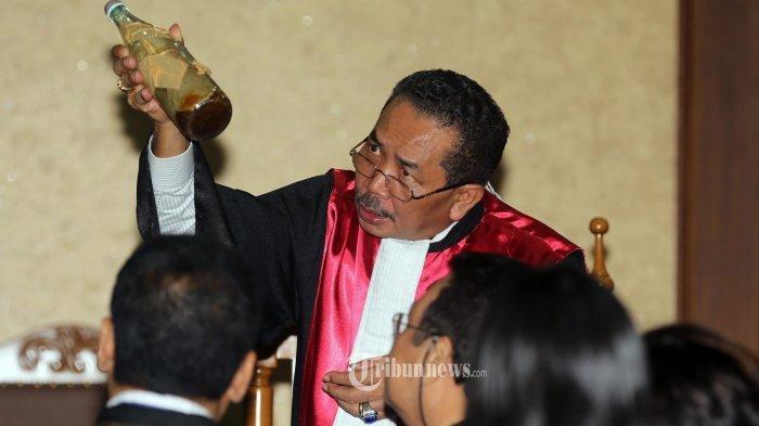 Analisa Hakim Kasus Jessica 'Kopi Sianida' Soal Peraturan Mahkamah Agung Nomor 1 Tahun 2020