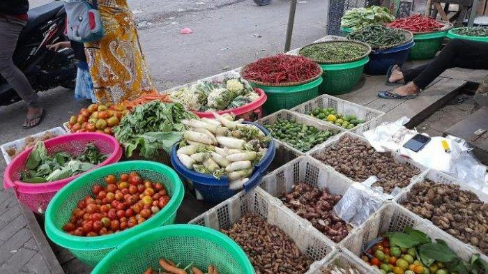 Harga Bahan Pokok di Lebak Jelang Idul Adha Cenderung Stabil, Daya Beli Masyarakat Turun 50 Persen