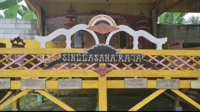 Pendopo Kerajaan Angling Dharma Pandeglang Banten
