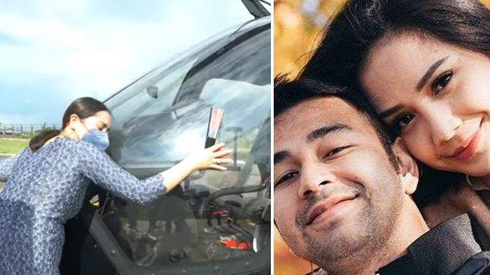 Hamil 4 Bulan, Nagita Slavina Merengek Minta Helikopter Pink ke Raffi Ahmad : Solawatin Dulu Sayang