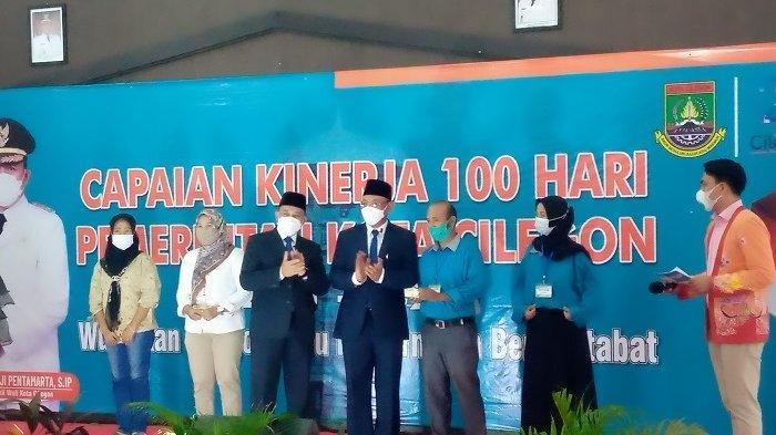 Helldy-Sanuji Beberkan Capaian 100 Hari Kerja Memimpin Cilegon