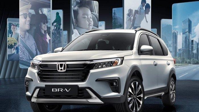 Honda All New BR-V Meluncur, Tersedia 5 Pilihan Warna Mulai Rp 260 Jutaan, Ini Fitur-fiturnya