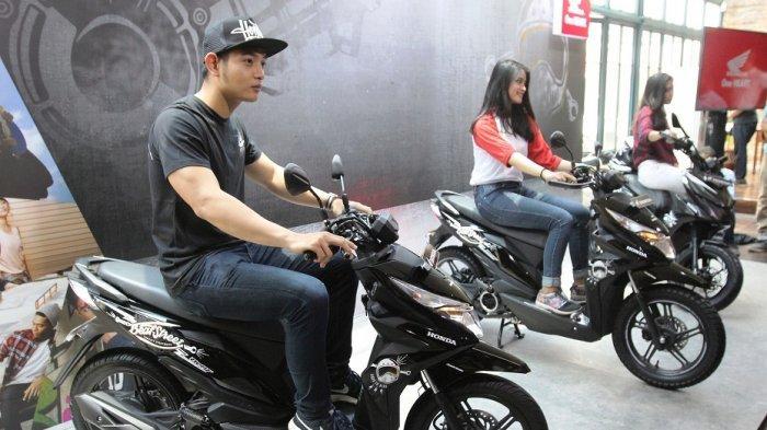 Promo Honda BeAt Sporty Khusus Pelajar dan Mahasiswa di Banten, ini Daftar Varian dan Harganya