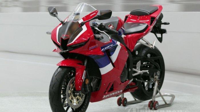 Honda CBR600RR Meluncur di Indonesia, Harganya Lebih dari Setengah Miliar Rupiah, Apa Kelebihannya?