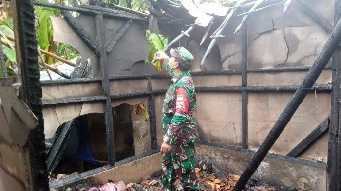 Rumah Warga di Kabupaten Serang Tersambar Petir hingga Rusak Parah