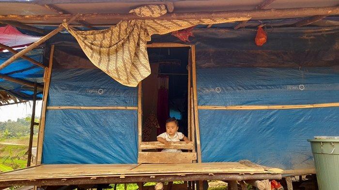 Hampir Setahun Korban Banjir Bandang Lebak Masih di Pengungsian, Kini Ketakutan saat Hujan Turun
