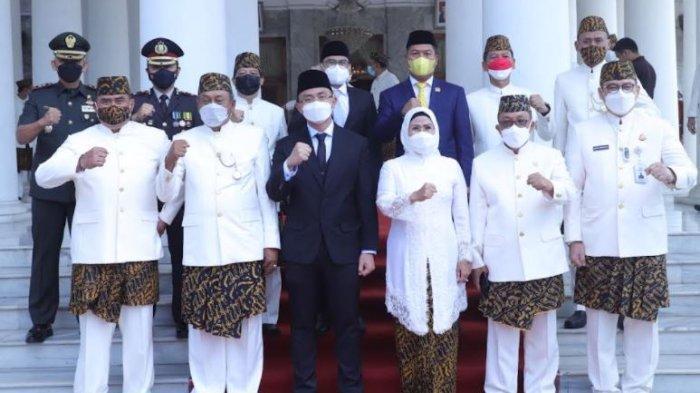 HUT ke-495 Kabupaten Serang, Wagub Banten Ajak Warga Bangkit dari Dampak Pandemi Covid-19