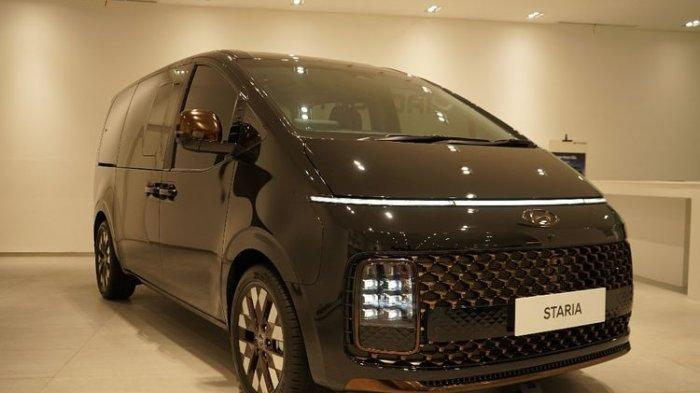 Hyundai Luncurkan Staria dengan Dua Pilihan Kapasitas Penumpang dan Harga, Menantang Alphard