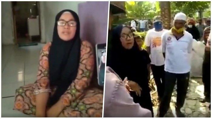 Bikin Malu, Ibu Wati yang Viral Tuding Tetangga Nganggur Banyak Duit Karena Babi Ngepet Diusir Warga