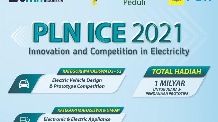 Buruan Daftar, Kompetisi Inovasi PLN Berhadiah Total Rp 1 Miliar Ditutup pada 24 Mei 2021