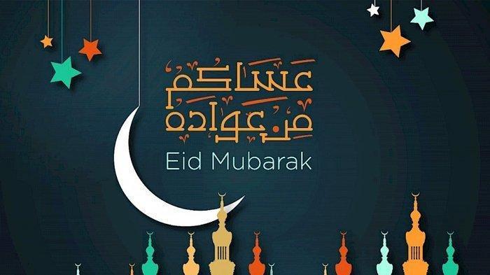Kumpulan Ucapan Selamat Hari Raya Idul Fitri 1442 H/2021, Bahasa Indonesia serta Inggris