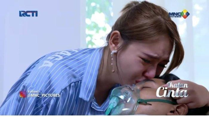 Sinopsis Ikatan Cinta Senin 3 Mei 2021 Full Episode: Al Membaik, Nino Temukan Hasil Tes DNA Reyna
