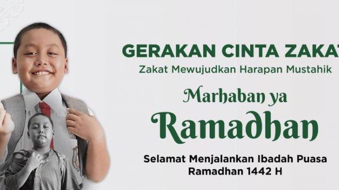 Baznas Banten Kumpulkan Zakat Rp 6,4 Miliar dalam Empat Bulan Terakhir