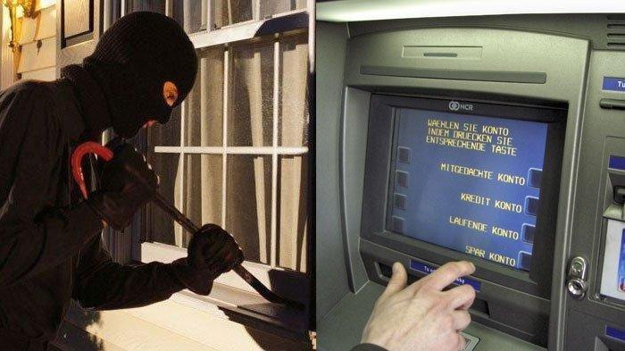 Seorang Mahawiswa Curi Uang di ATM Pacarnya Sendiri, Jumlahnya hingga Rp 9 Juta
