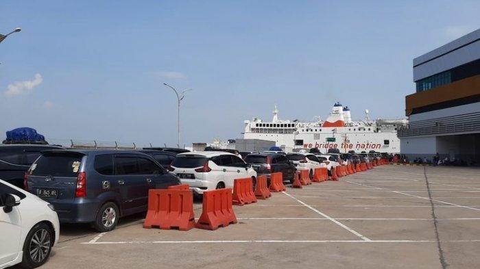 PPKM Darurat Sukses Tekan Laju Mobilitas Warga di Pelabuhan Merak, Ini Buktinya
