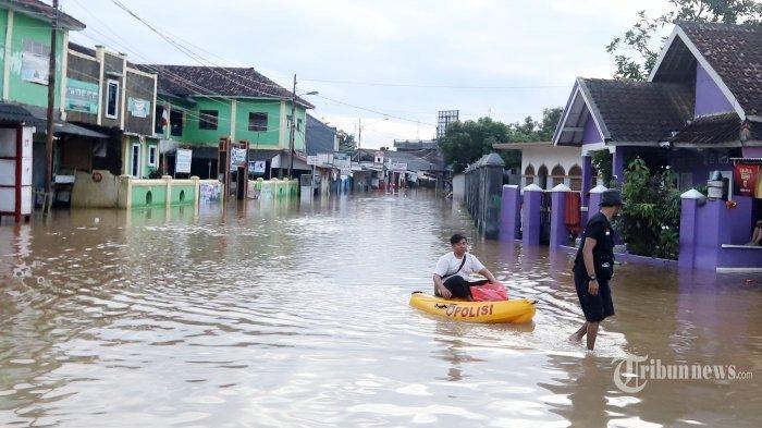 BPBD: 7 Kecamatan di Pandeglang Banjir, 1195 Kepala Keluarga Terdampak