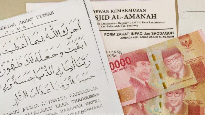 Berapa Besaran Zakat Fitrah dengan Uang untuk Banten, Jawa Barat, Jakarta dan DIY? Simak Rinciannya