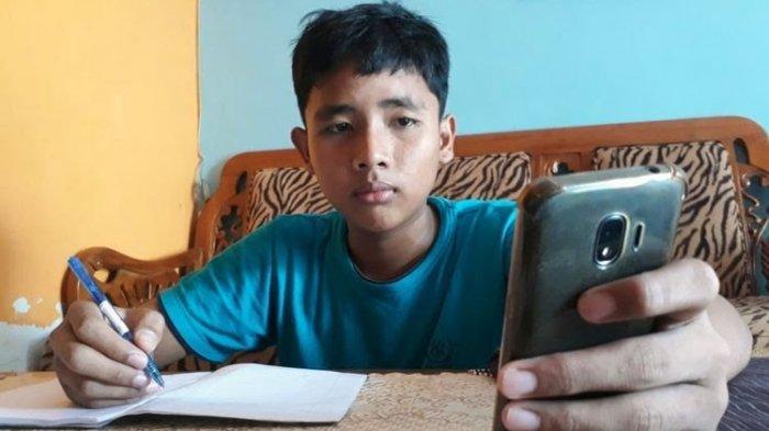 KUNCI JAWABAN SMP Belajar dari Rumah TVRI Materi Himpunan Siswa yang Tidak Suka Pelajaran Matematika