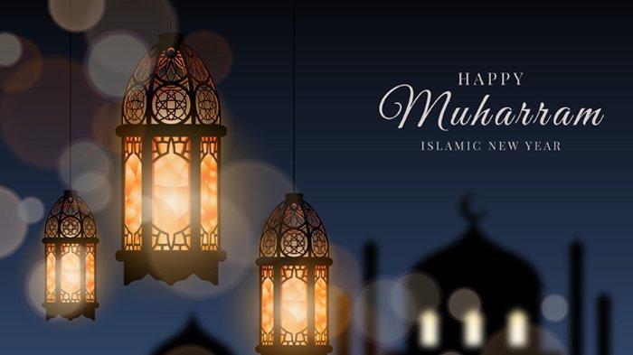 Link Twibbon & Cara Membuat Kartu Ucapan Selamat Tahun Baru Islam 1 Muharram 1443 H