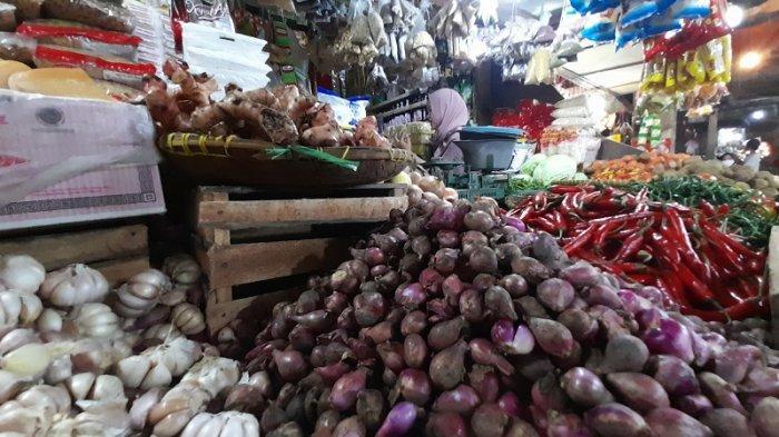 Kenaikan Harga Sayur-Mayur di Pasar Rau Serang, Cabai Rawit Rp 90 Ribu per Kg, Berikut Daftarnya