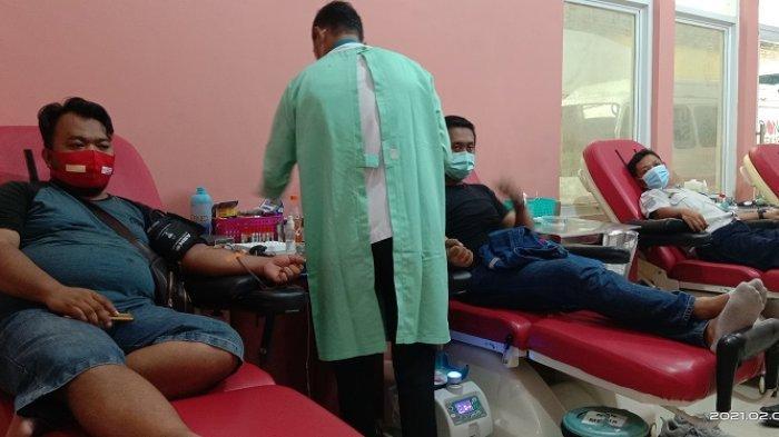 SIMAK! Tiga Unit Donor Darah PMI di Banten yang Layani Donor Plasma Konvalesen