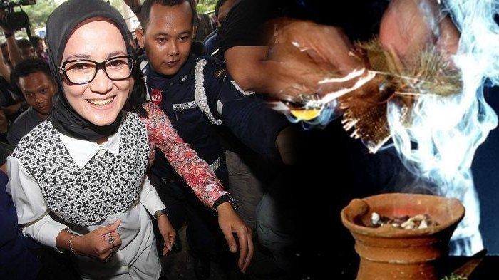 Iti Jayabaya Sebut Tak Ada Niat Kirim Santet Banten ke Moeldoko: Sia-Sia Atuh Salat dan Puasa Saya