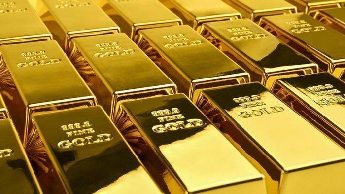 Update Harga Emas Antam Hari Ini 30 Maret 2021, Turun Drastis ke Level Rp 911.000 Per Gram