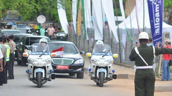 Anggota Polsek Ubud Meninggal Dunia saat Kawal Presiden Jokowi di Bali