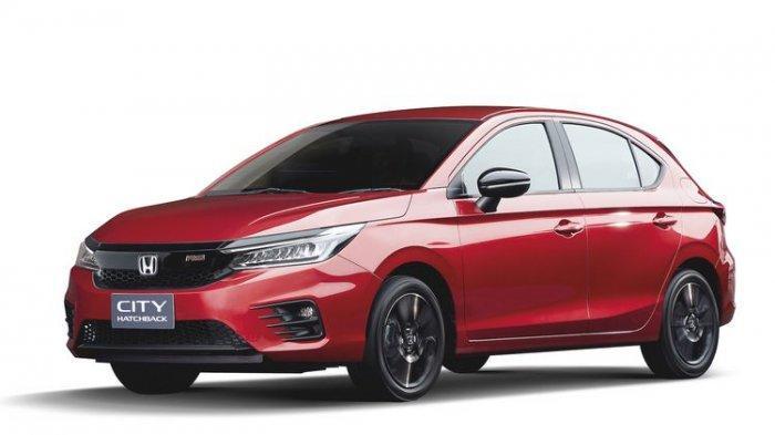 Ilustrasi Honda City Hatchback