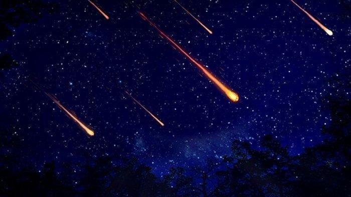 Senin Ini, Puncak Hujan Meteor Arietid, Ini Cara & Waktu Terbaik Menyaksikan Fenomena Astronomi